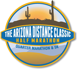 Arizona Distance Classic Half Marathon, Quarter Marathon, Northwest Medical Center 5K